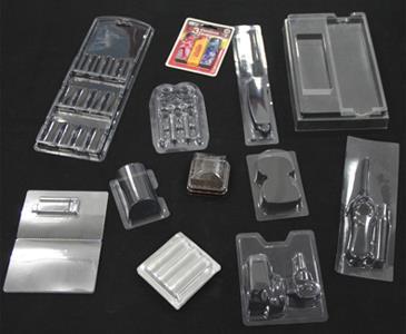 单面吸塑包装系列